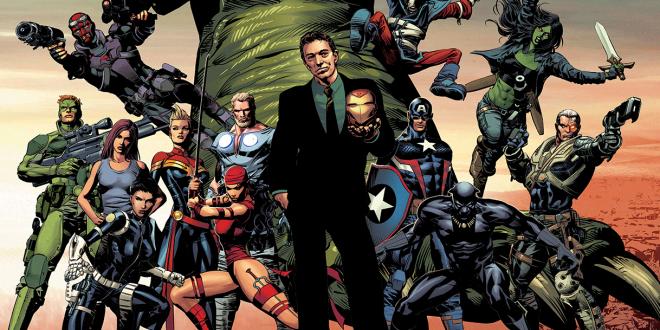 Marvel promete um novo status com o anúncio de Nova Fase