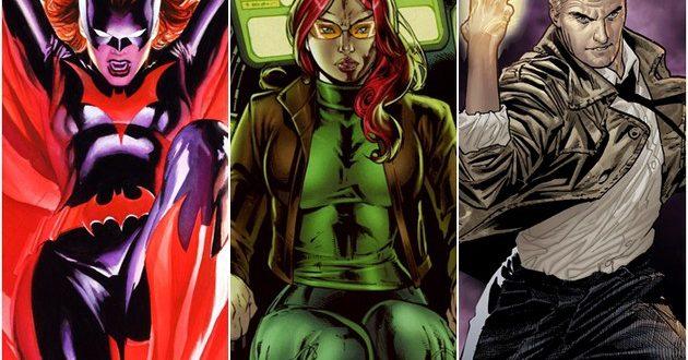 Rumor: Batwoman, Oráculo e Constantine podem aparecer nas séries da DC/CW