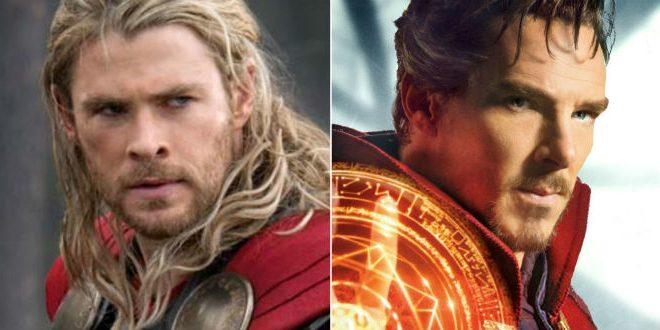 Thor Ragnarok: Diretor Comenta Sobre A Possível Aparição Do Doutor Estranho!