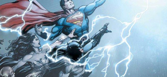 DC REBIRTH – SUPERMAN FAZ CLARK KENT PASSAR POR TESTE DE DETECTOR DE MENTIRAS PARA DESCOBRIR SUA IDENTIDADE