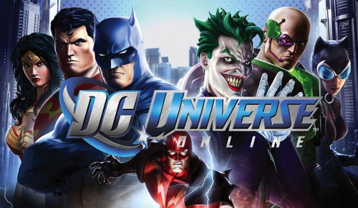 DC Universe Online ganha seu próprio Rebirth