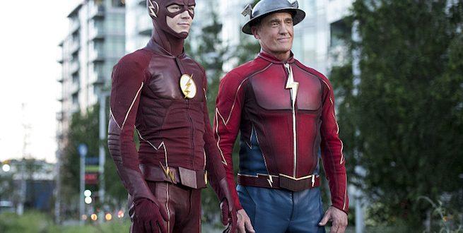 """Jay Garrick e Flash? Confira as fotos do episódio """"Paradox"""" (3×02)!"""