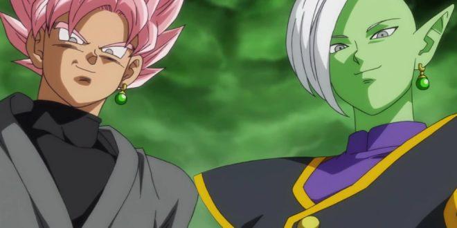 Dragon Ball Super: Revista Japonesa Revela A Identidade Do Goku Black!