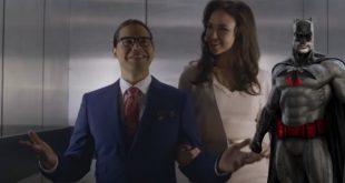 TEORIA: Cisco Vai Ser Um Batman No Flashpoint Da CW ?